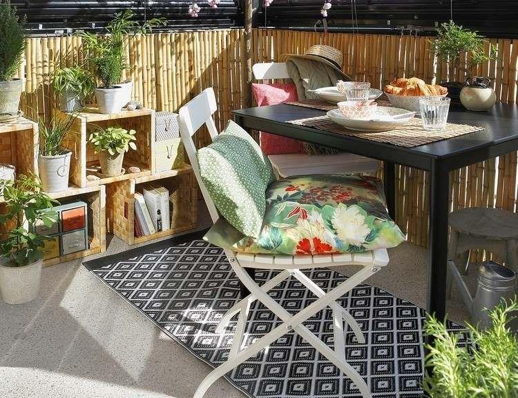 Sicht und Windschutz in 2019 Outdoor furniture sets