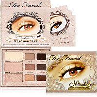 Too Faced Natural Eye Kit #fortheminimalist #giftguide #ultabeauty