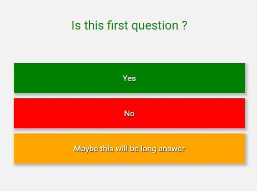 Minimalist animated jquery decision tree plugin treejs js is a minimal dynamic flowchart like jquery decision tree plugin which shows various outcomes from a series of decisions when the user clicks on yes or ccuart Gallery