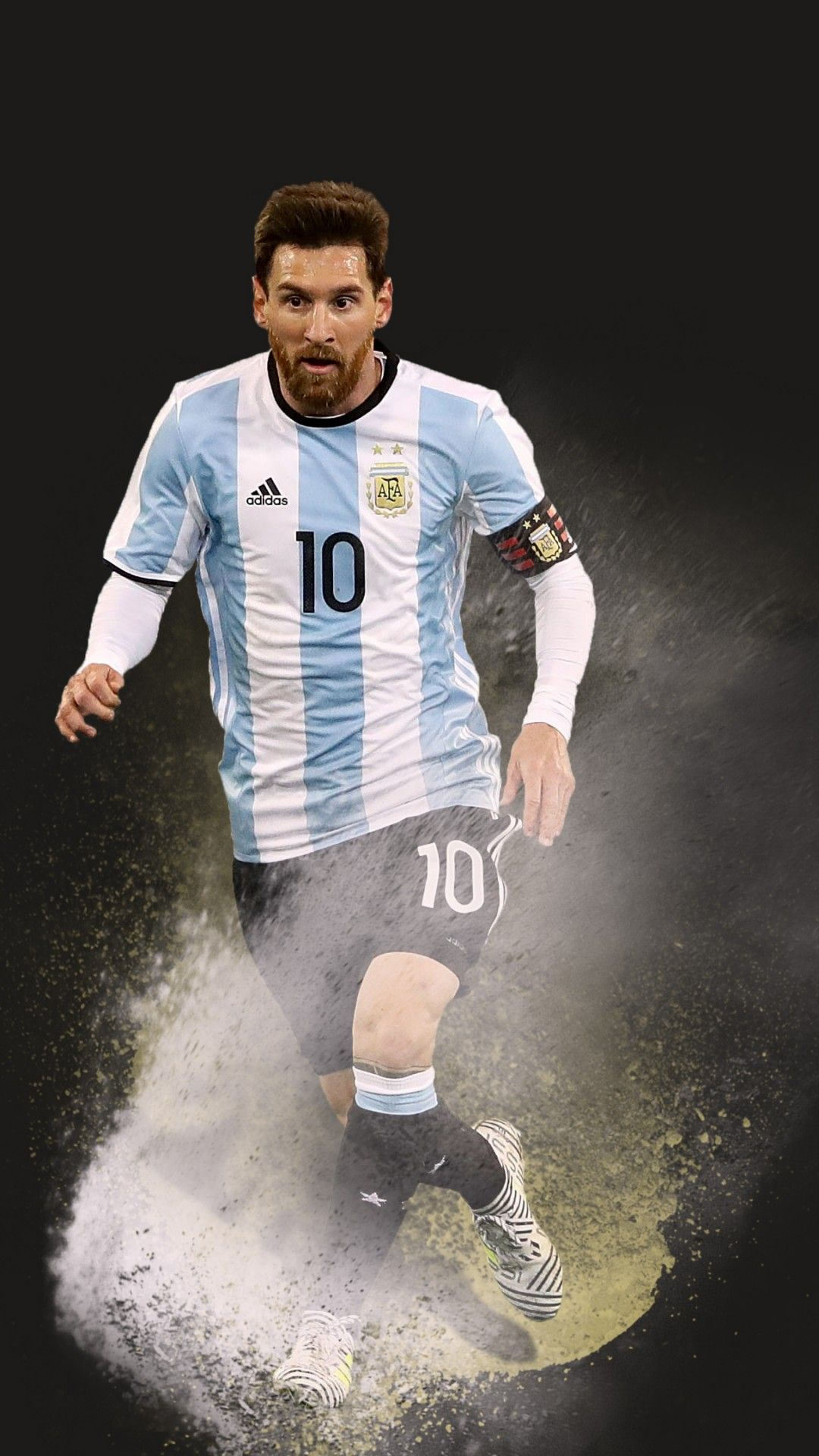 Argentina Messi Wallpaper Ios In 2020 Lionel Messi Messi Sports Chic Outfit
