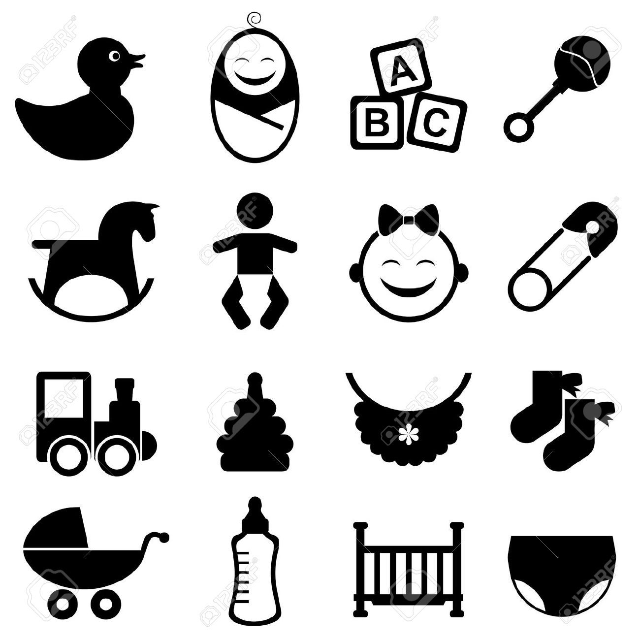11 383 Baby Bottle Stock Illustrations Cliparts And