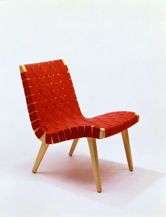 Designer Pages - Risom Lounge Chair