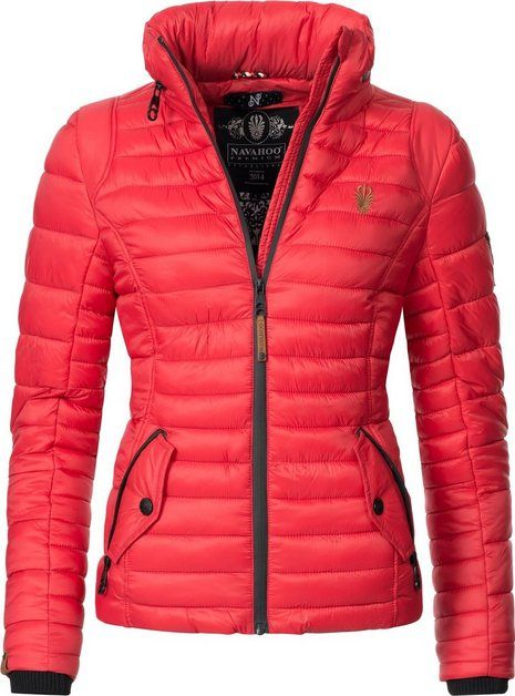 Steppjacke Riva Modisch Gesteppte Damen Ubergangsjacke Jacken