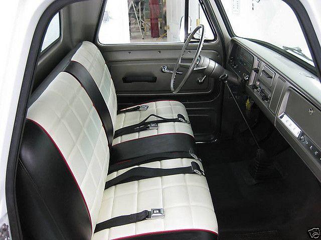 65 C20 Stocker 08 1966 Chevy Truck Truck Interior Chevy Trucks