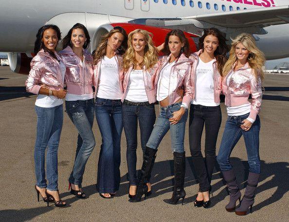 Marisa Miller Photos Photos Victoria S Secret Models Arrive In Los Angeles