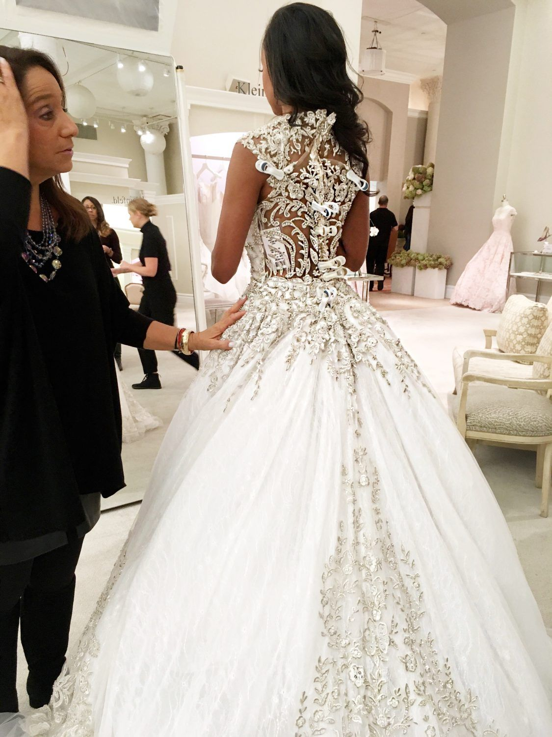 Kleinfeld Bridal  Wedding Dress  How to find the perfect gown