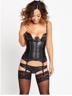 0f10b7b30 myleene-klass-hook-me-pu-amp-lace-basque | knickers in a bunch ...