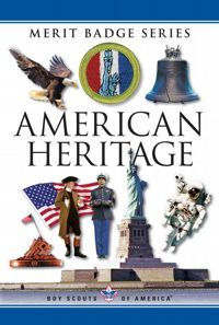 American Heritage Merit Badge Pamphlet   Scouting   Boy