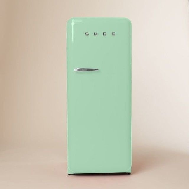 Frigo smeg anni 50 | Living | Pinterest | Smeg fridge, Modern ...