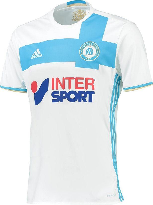 aa008b48a949b Adidas divulga novas camisas do Olympique de Marselha - Show de Camisas