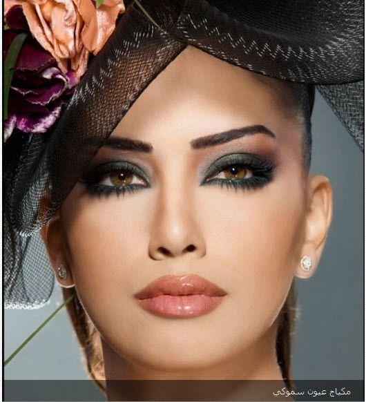 arabic makeup makeup orientalisch pinterest make up braut make up und arabische braut. Black Bedroom Furniture Sets. Home Design Ideas