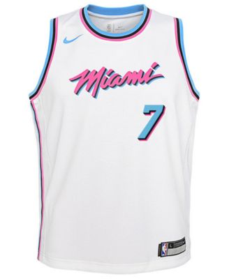 new style 11ac6 a2131 Nike Goran Dragic Miami Heat City Edition Swingman Jersey ...