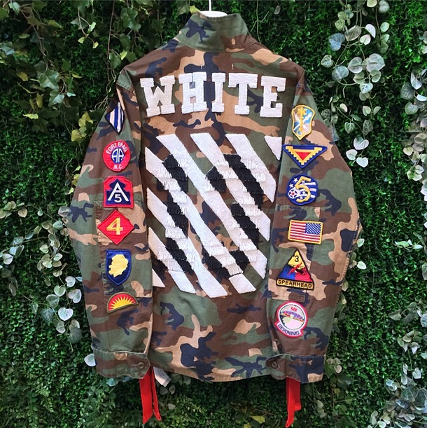 OFF WHITE - Virgil Abloh