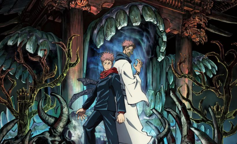 Top 10 Strongest Cursed Spirits In Jujutsu Kaisen Ranked Anime Jujutsu Crunchyroll