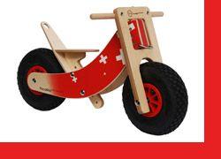 Bicicleta para niños Suiza!
