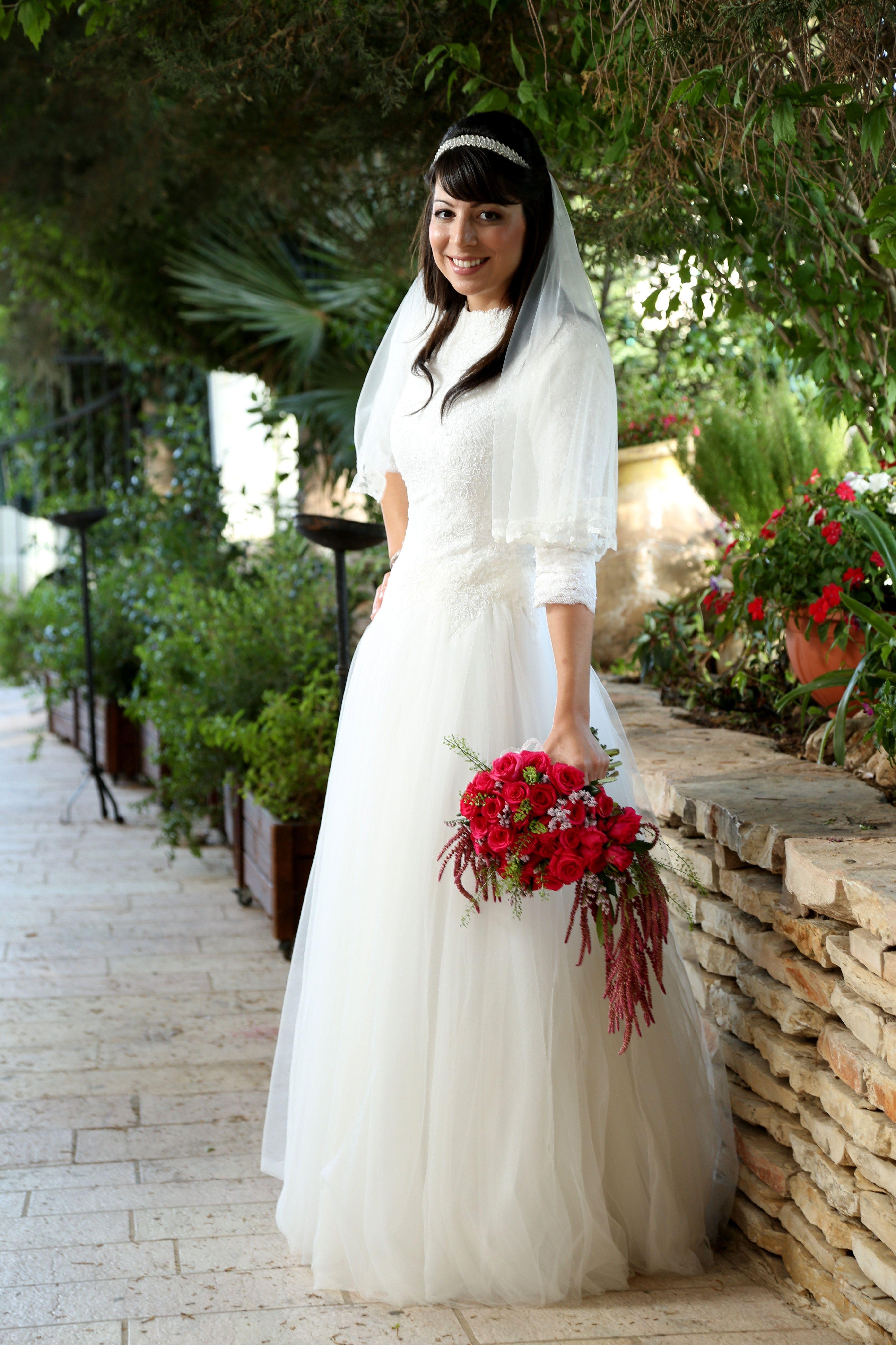Beautiful Jewish Wedding Dresses | Wedding Photography