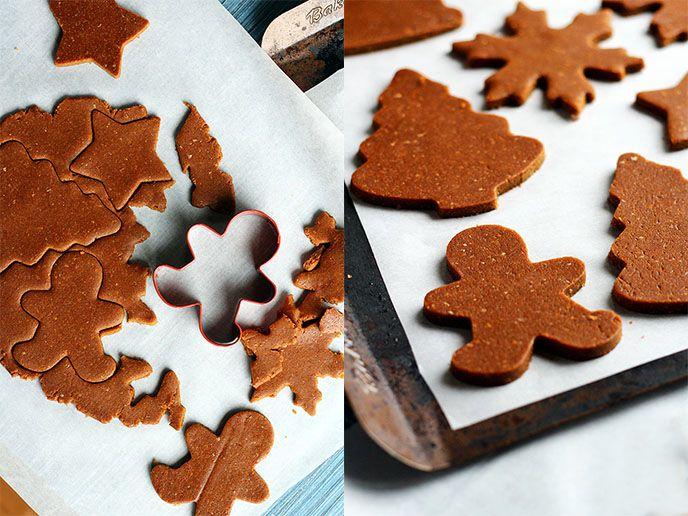 Perfect Vegan Gingerbread Cookies Recipe Vegan Gingerbread Vegan Gingerbread Cookies Gingerbread Cookies