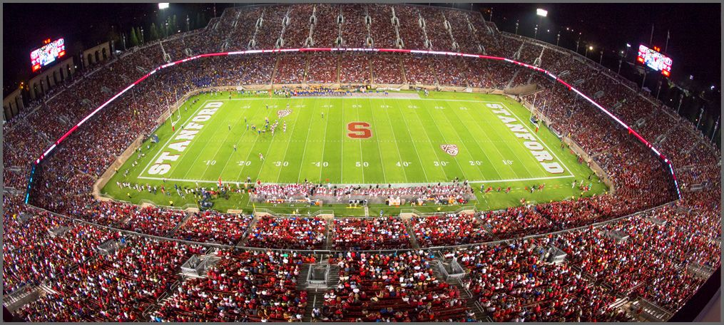 Stanford Football Stanford Stadium Gostanford Com Stanford University Stanford Football Stanford Stanford College