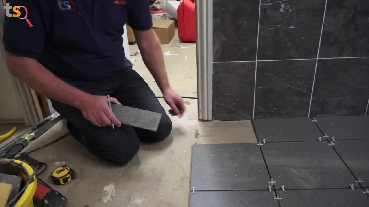 Tommys trade secrets how to tile a floor renovation house tommys trade secrets how to tile a floor dailygadgetfo Images