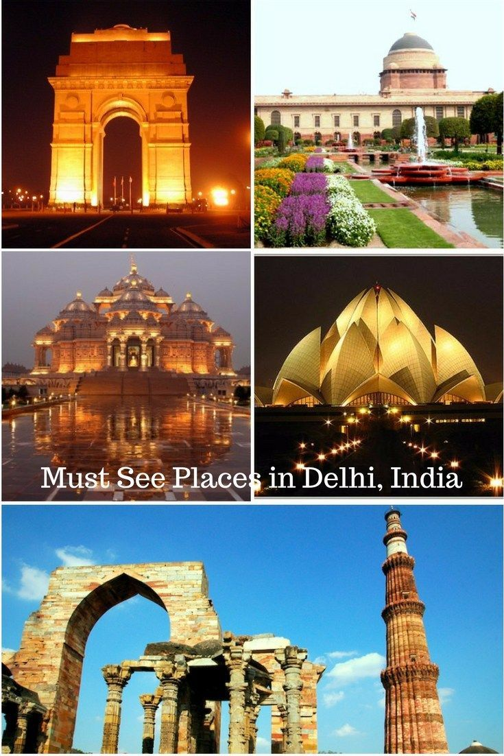 25 Must See Places In Delhi With Family Delhi Travel Asia Travel India Travel