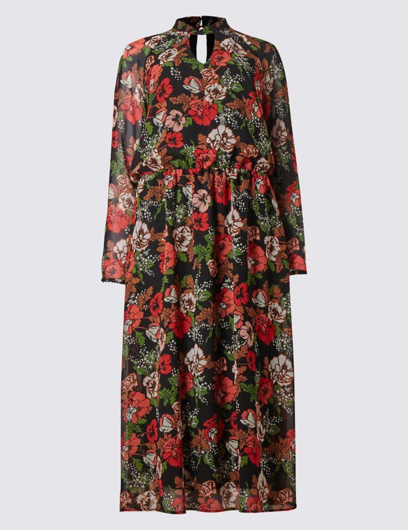 Marks & Spencer Ireland Fit flare dress
