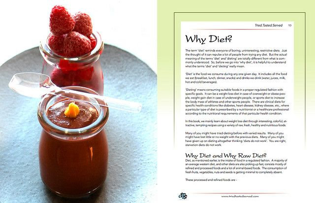 Why Diet?    The term 'diet' reminds everyone of boring, uninteresting, restrictive diets. This is worth a try to help. Remember to check it out at http://graemeteague