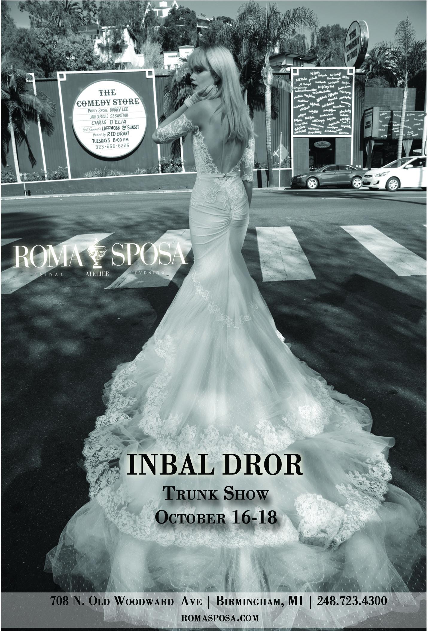 Inbal Dror Trunk Show! October 16-18 | Upcoming Events | Pinterest ...