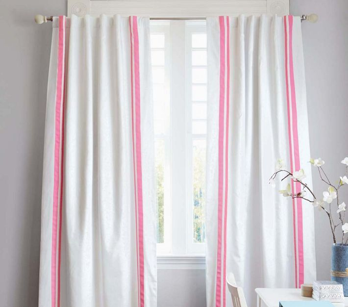 Pottery Barn Kids Blackout Curtains