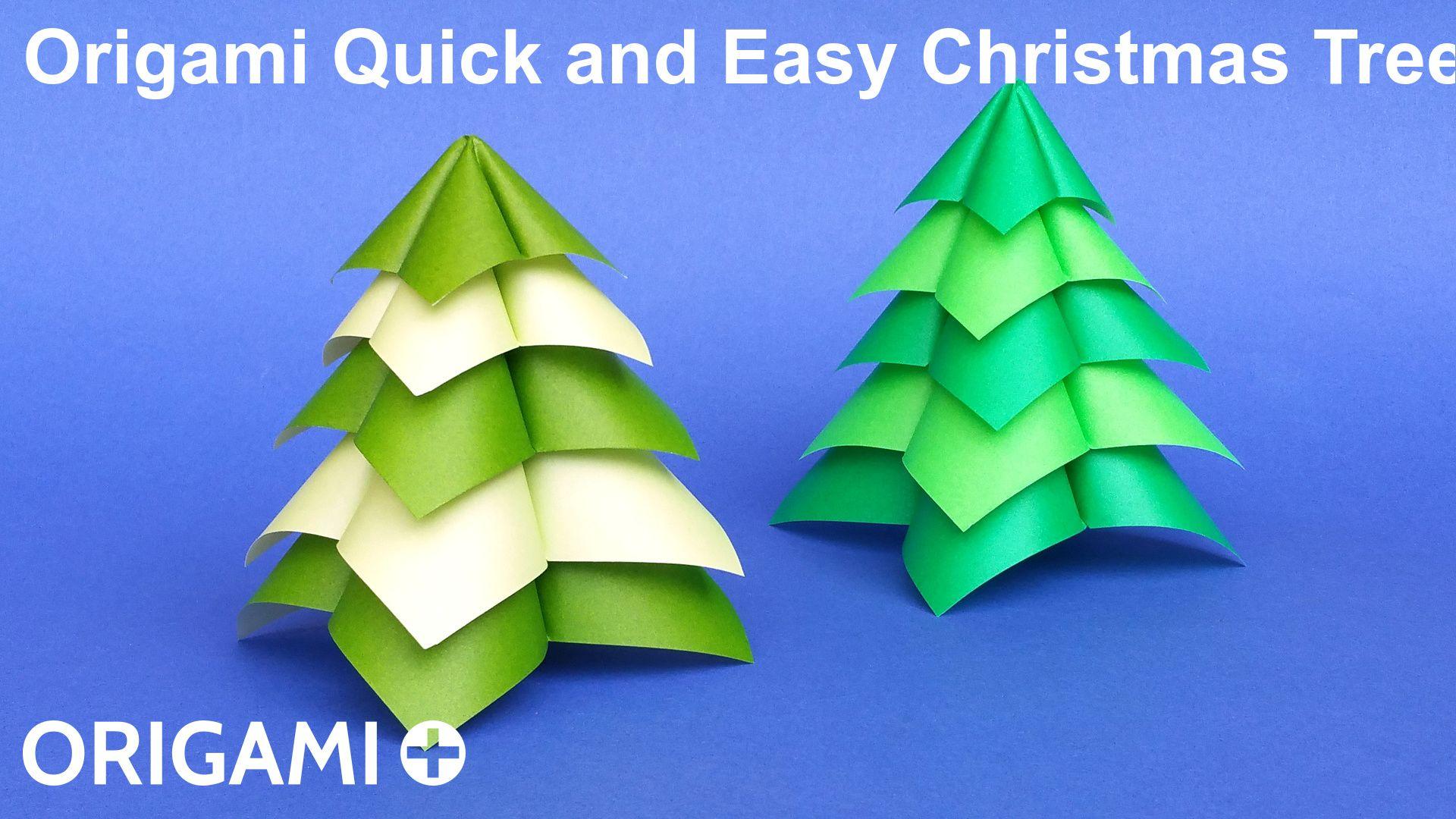 Pin On Origami Christmas