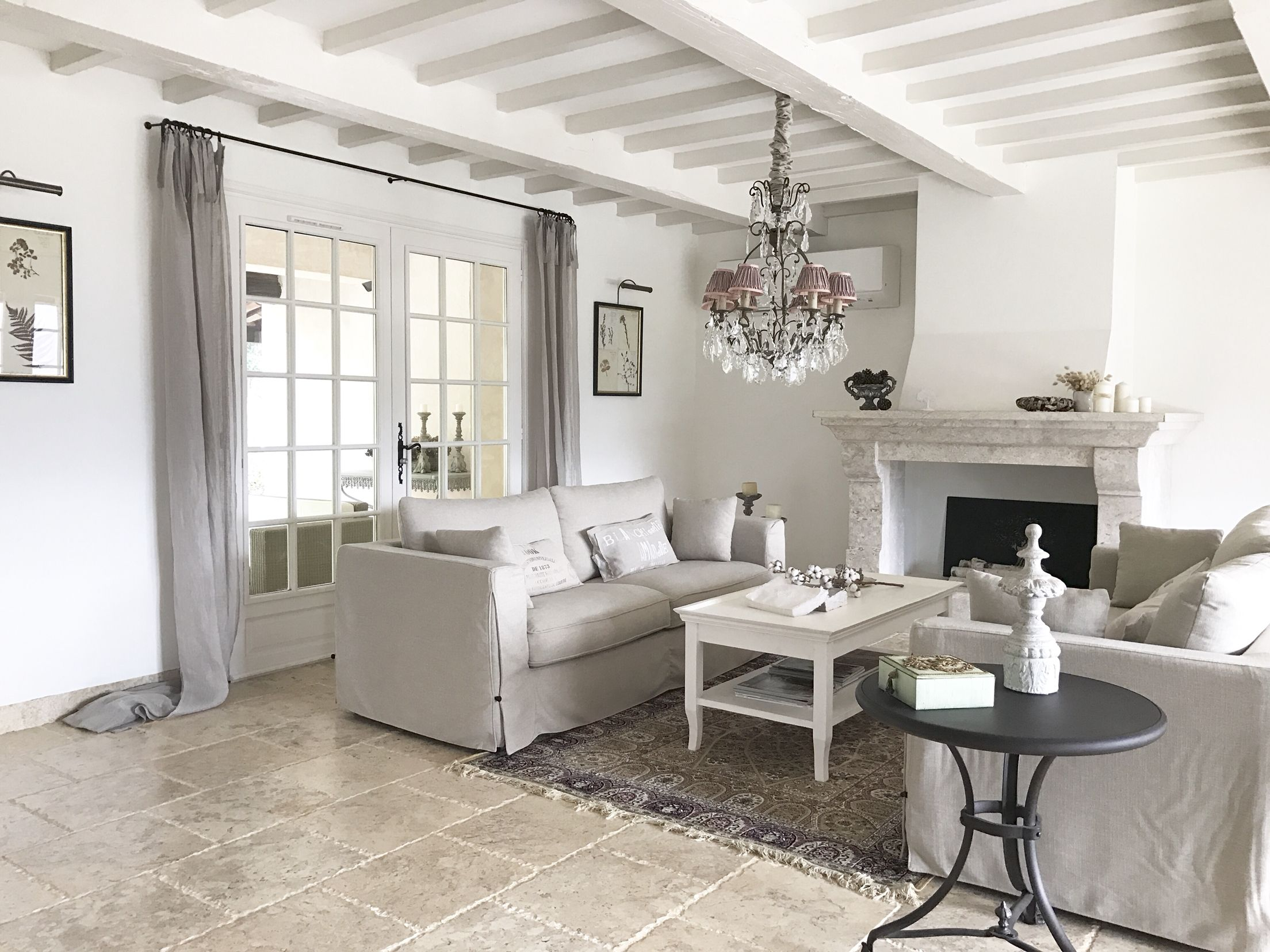Provence interiors in Khaoyai Provence interiors