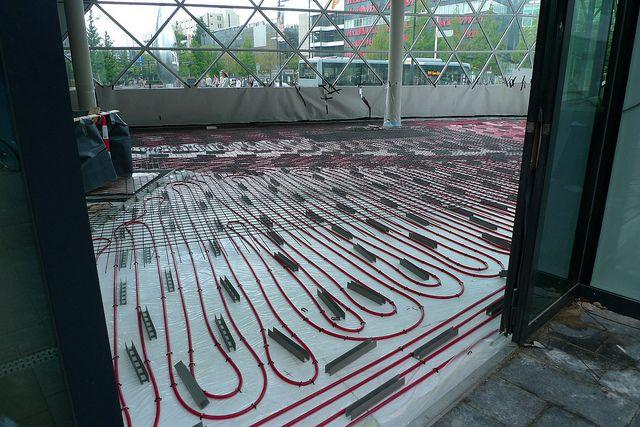 Cozy Floor Heating Systems