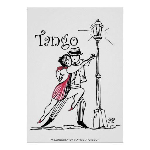 dibujos de tango  Buscar con Google  tangooooo  Pinterest