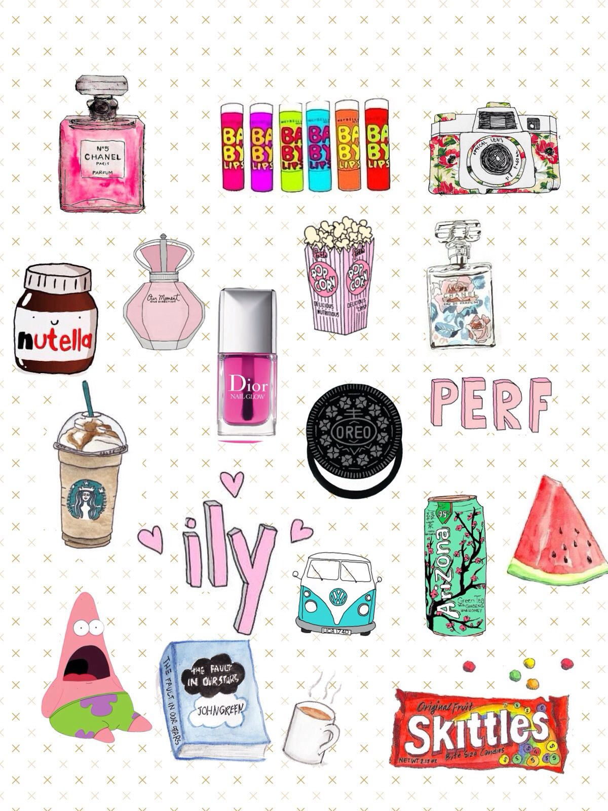 Pin By Soojin Yoon On Fond D Ecran Tumblr Stickers Aesthetic Stickers Emoji Wallpaper