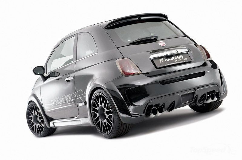 Fiat 500 Sportivo Body Kit By Hamann | Cars | Pinterest | Car Tuning, Fiat  And Cars