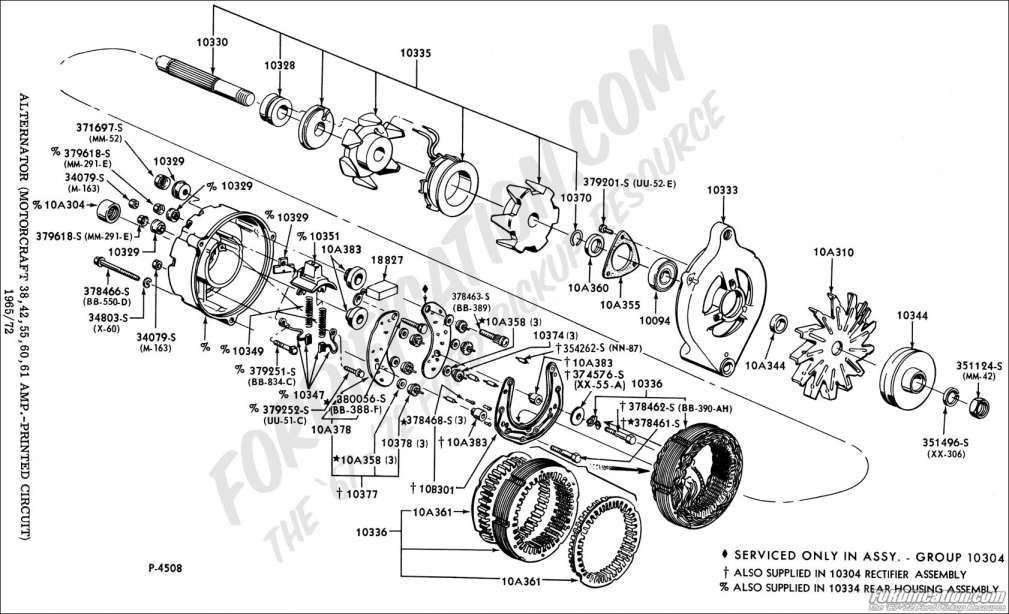 Ford Truck Technical Drawings And Schematics Manual Guide
