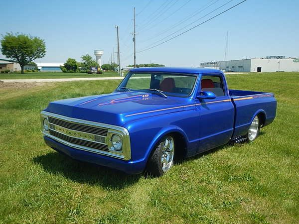 1964 Chevrolet C10 Pickup Chevrolet Pickups For Sale Classic Cars