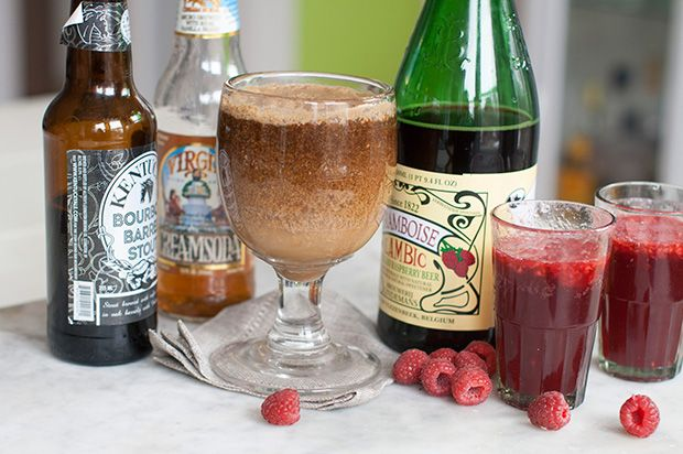 Give your favourite cocktails a refreshing overhaul by adding craft beer as a mixer