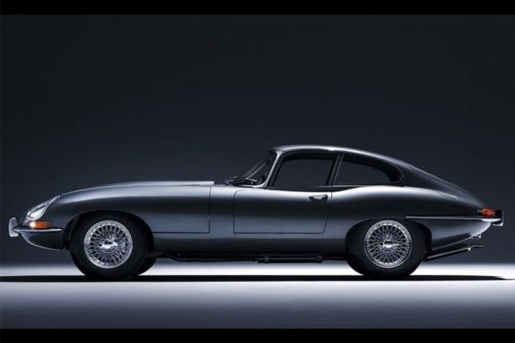 Jaguar S New Reborn Project Revives The Por E Type Series Man Of Many