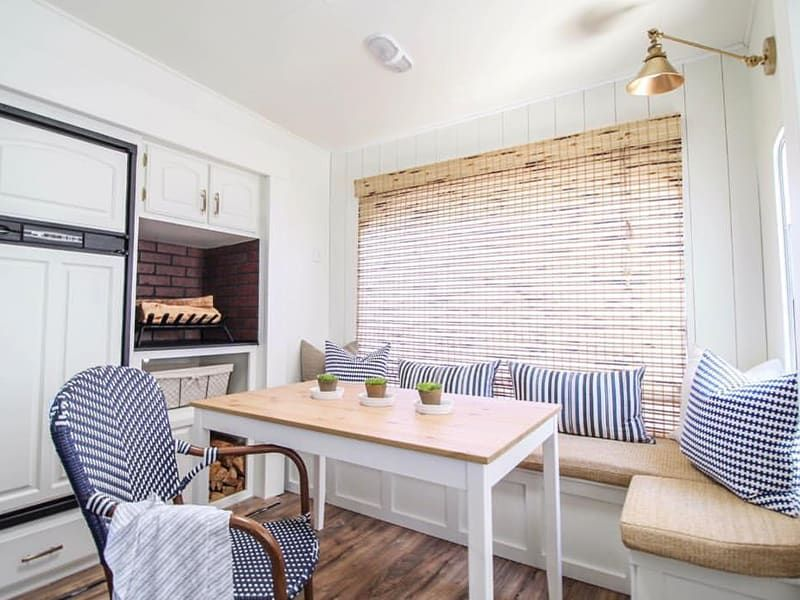 Renovated RV Tour Featuring RVFixerUpper Home, Small