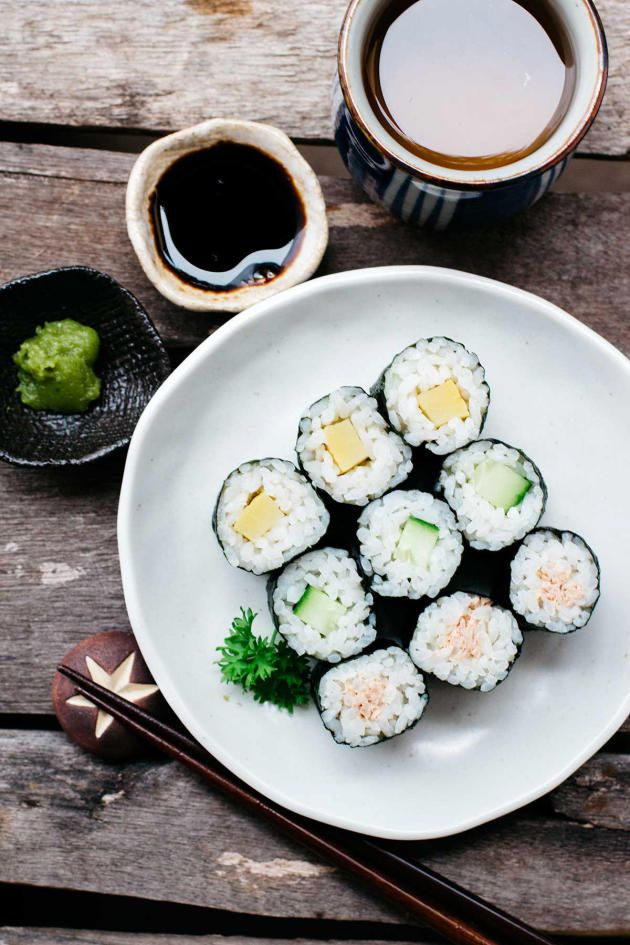 Hosomaki recipe meals homemade and food dishes forumfinder Images