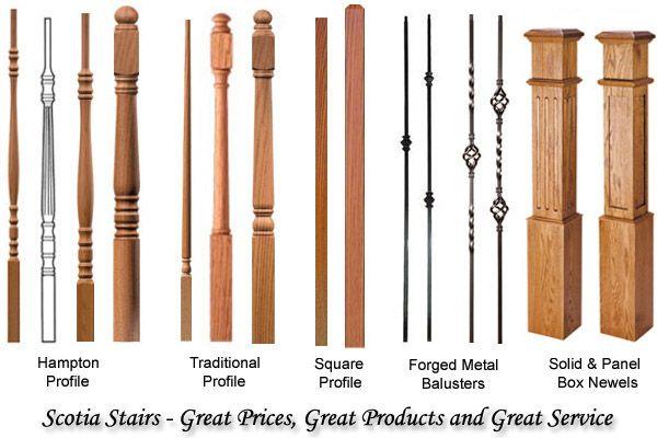 Best Wood Balusters Newel Post Oak Birch Maple Ash 400 x 300