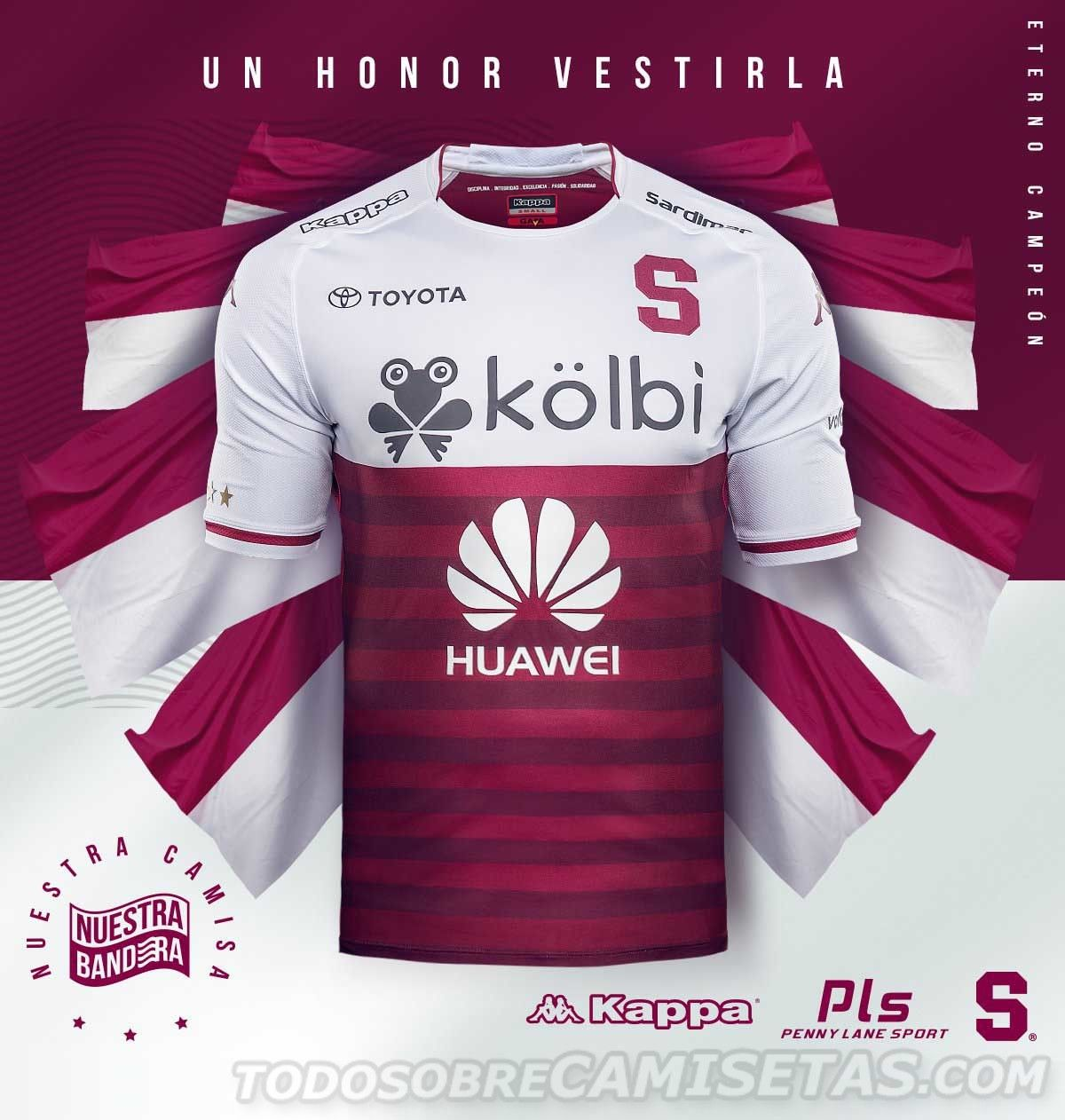 4052dcde40f5a Camisetas Kappa de Saprissa 2018-19 Neymar, Football Soccer, Hs Sports, Hs