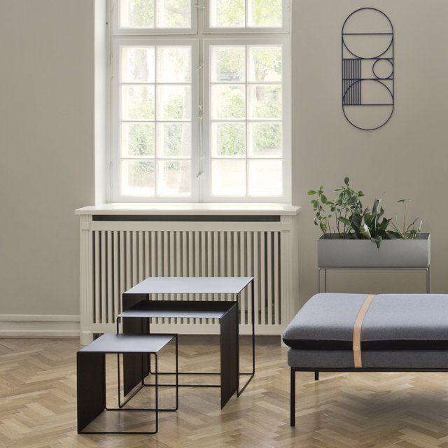 Une table basse gigogne pour rythmer le salon tables tables basses et tables d 39 appoint - Creer une table basse ...
