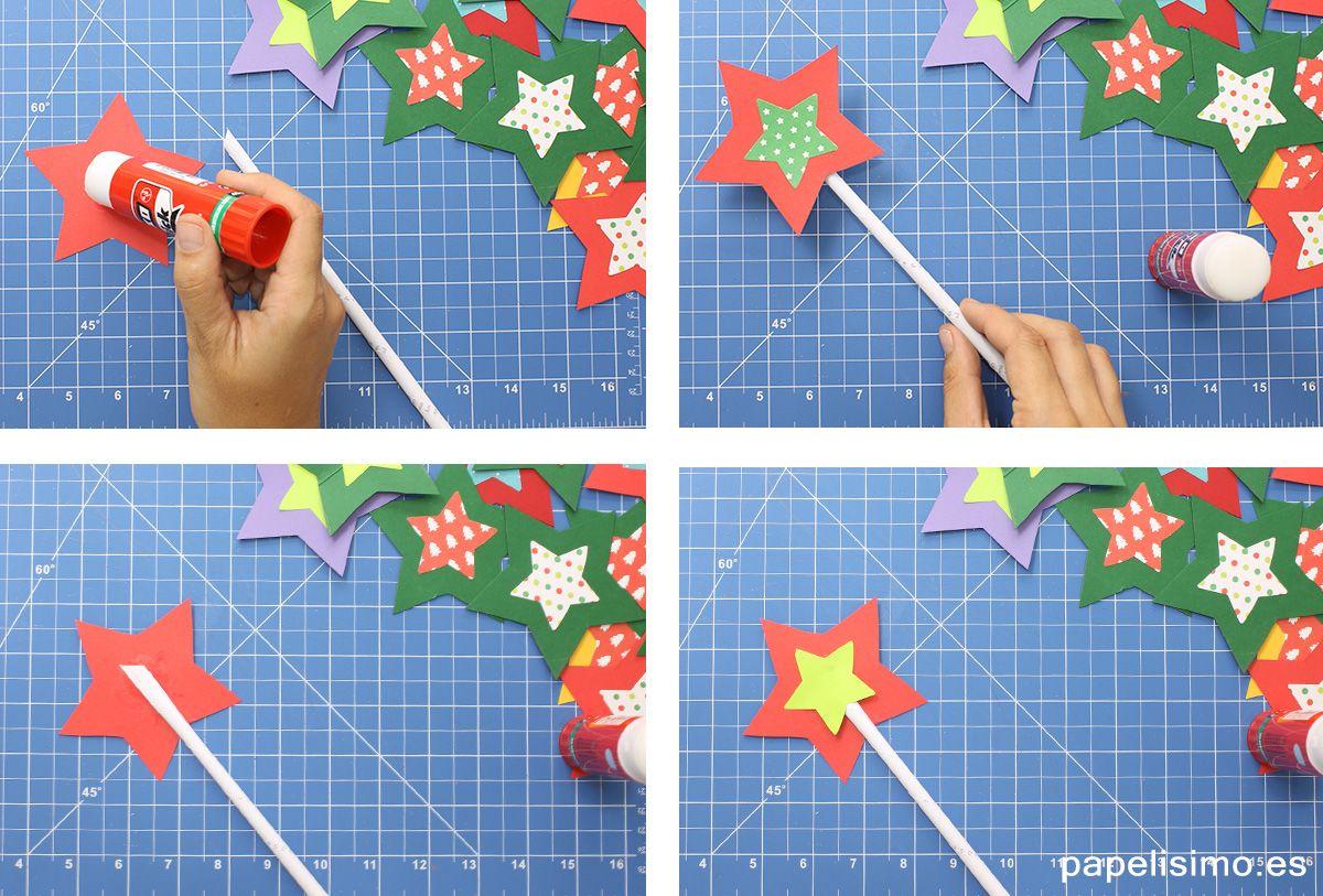 Varitas m gicas para ni os cumplea os magic wand craft - Ideas de cumpleanos para ninos ...