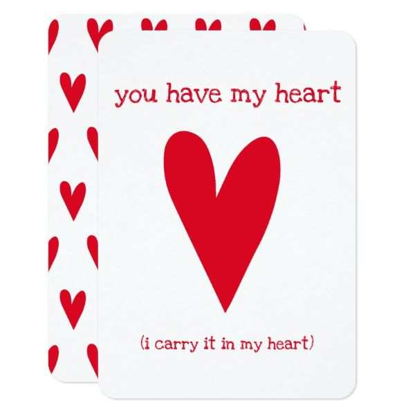You Have My Heart Poem By Ee Cummings Pod World Valentines