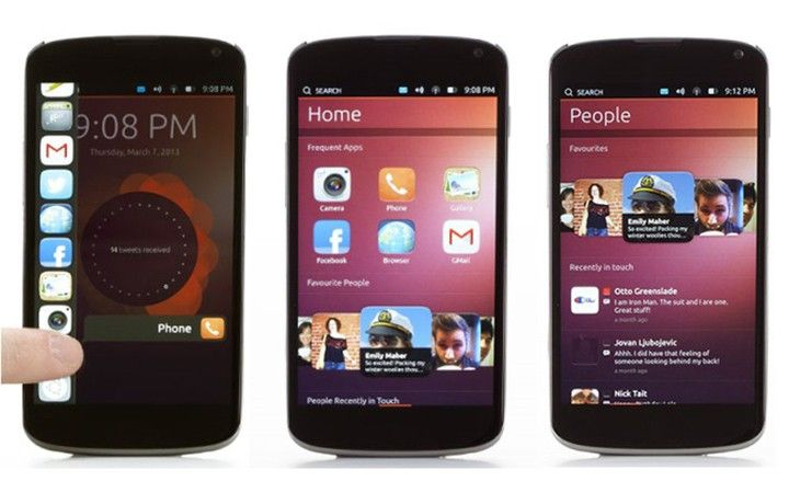 Ubuntu Touch on your Android phone or tablet | Computing | Phone