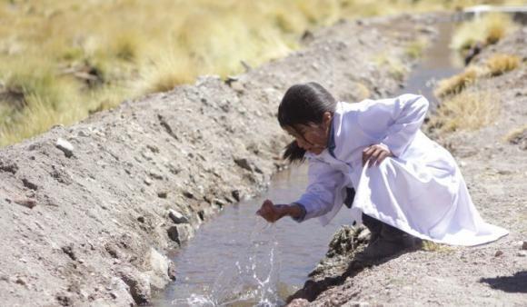 Bolivia afirma que el río Silala fue desviado artificialmente hacia Chile. Foto:ahoranoticias.cl