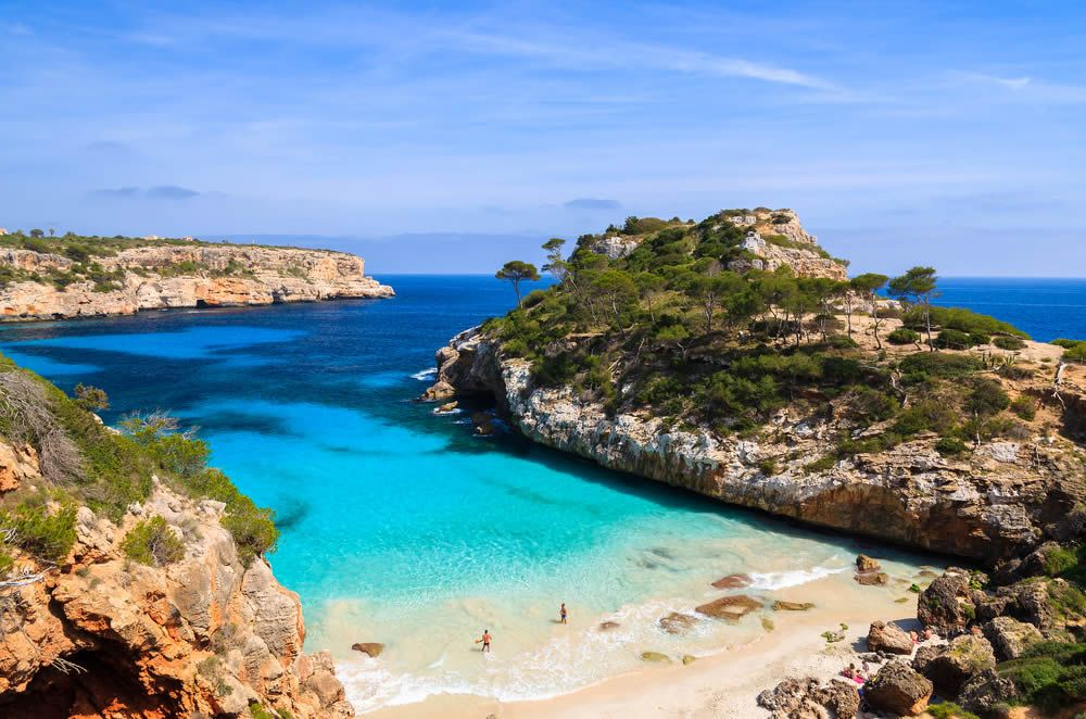 If You Are Looking For The Best Secret Beaches In Mallorca Calo