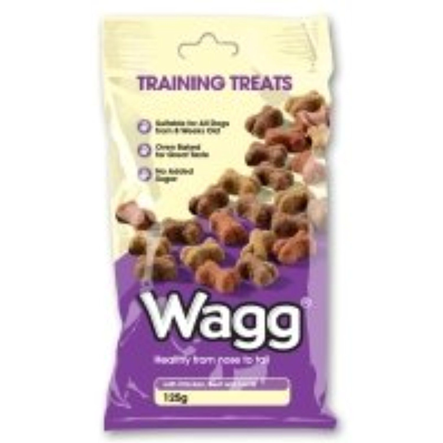 Wagg Training Treats Dog Treats 125g You can see this