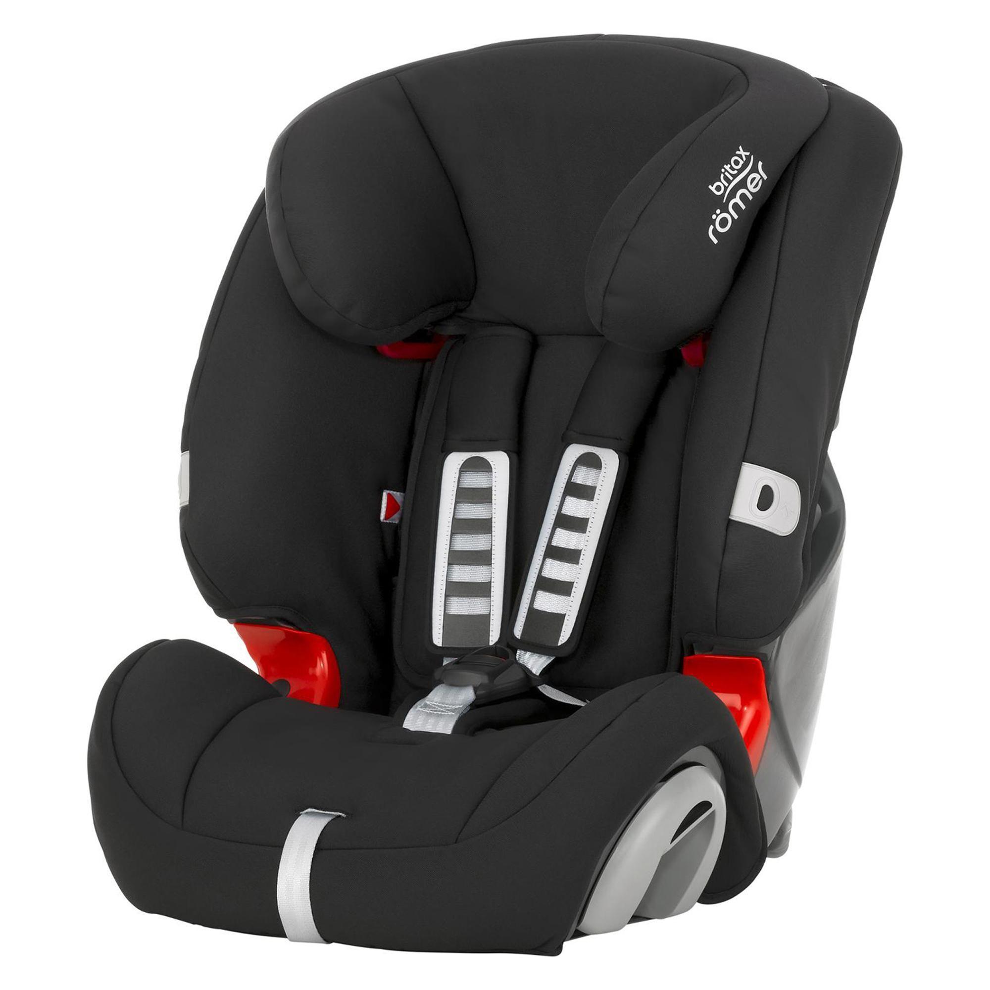 Britax Romer Black EVOLVA Group 123 Cosmos Car Seat
